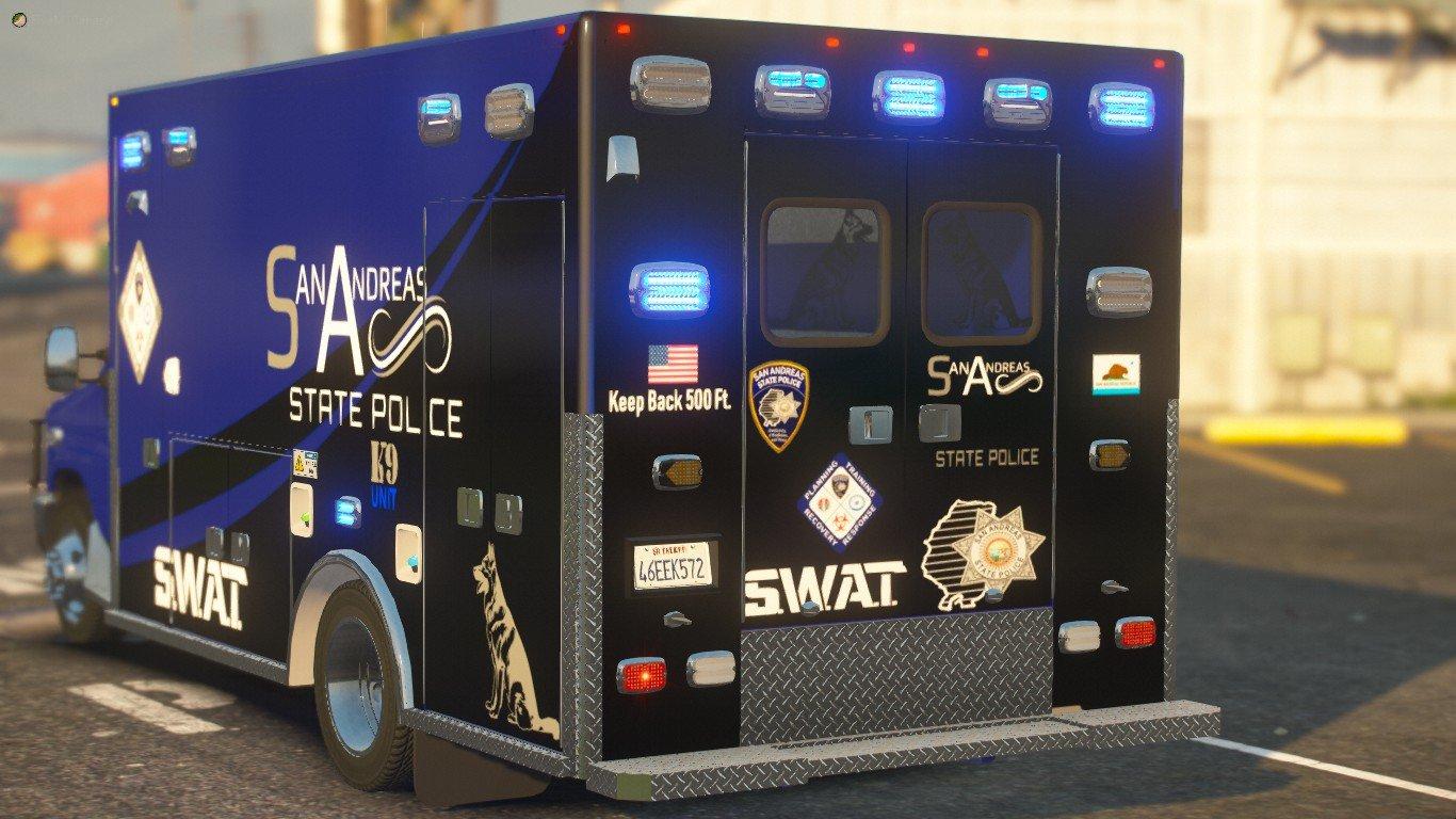 SWAT E450