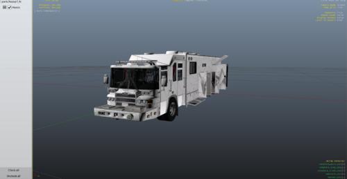 JWalker's Pierce Quantum Mobile Operations Center
